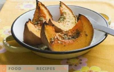 Potiron frit dans une poêle - incroyablement savoureux! Desserts, collations et deuxièmes plats à la citrouille frits dans une poêle