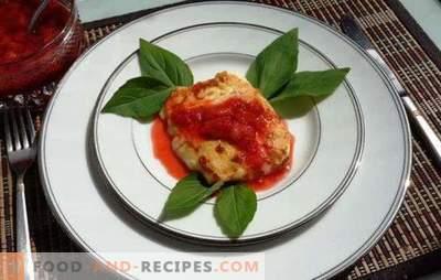 Fried suluguni - comme dans les restaurants! Recettes de cuisine et meilleures options de panure pour suluguni frits