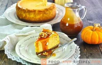 Soufflé à la citrouille - tendresse dans chaque pièce. Les meilleures recettes de soufflé à la citrouille avec du fromage, des légumes, des oranges, du fromage cottage