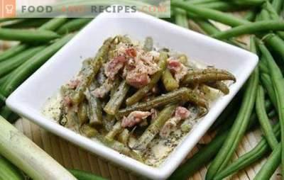 Les haricots verts dans une mijoteuse - nous cuisinons délicieux! Recettes de différents plats et méthodes de cuisson des haricots verts dans une mijoteuse