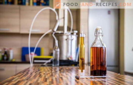 Le whisky à la maison - comment est-il fabriqué? Les meilleures recettes de whisky de Moonshine, secrets, technologies et recommandations