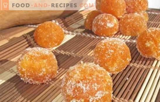 Marmelade de potiron - les bonbons peuvent être utiles! Comment faire cuire la marmelade de citrouille - les meilleures recettes