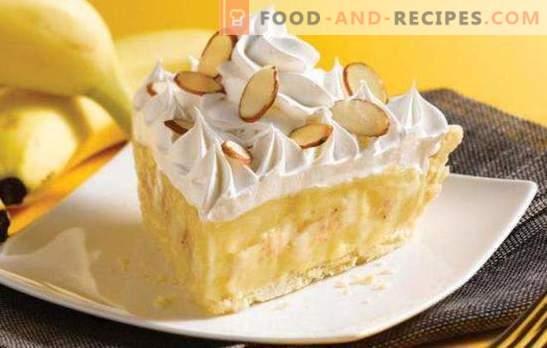 Crème épaisse pour le gâteau - la moitié du succès! Les meilleures recettes et astuces pour préparer des crèmes épaisses pour gâteaux