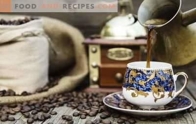 Café chez le Turc à la maison - préparer une boisson aromatisée exquise. Quelle est la meilleure façon de préparer du café turc à la maison?