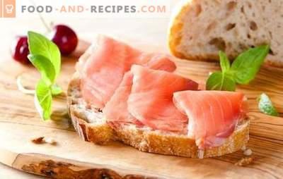 Quelle est la différence entre le saumon et la truite?