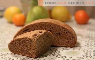 La recette du pain de seigle dans la mijoteuse est placée dans une tirelire culinaire. Pain de seigle dans la mijoteuse - savoureux, rapide et assez simple