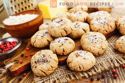 Biscuits à l'avoine avec du fromage cottage - des pâtisseries délicates pour tous les jours. Recettes simples pour les biscuits à l'avoine avec fromage blanc et farine