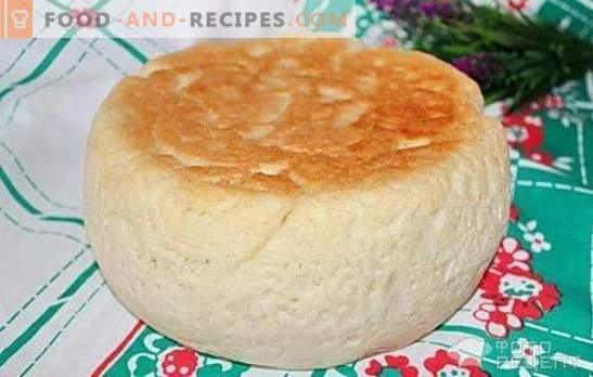 Pain blanc dans une mijoteuse: cuisine à la maison rapide et savoureuse. Options de cuisson du pain blanc dans une mijoteuse sur du gruau, sur de la crème sure avec du jus de carotte ou des légumes verts