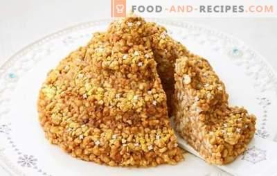 Le gâteau «Anthill» à base de biscuits au lait concentré est simple et rapide. Recettes pour un délicieux gâteau