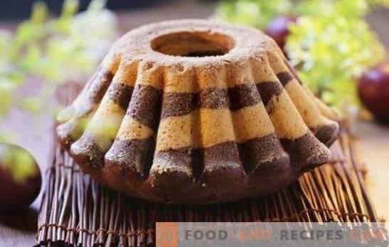 Biscuit à l'eau bouillante - nouvelle technologie de confiserie. Recettes de cuisson des biscuits à l'eau bouillante des ménagères