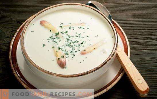 Soupes pour gastrites à acidité faible et élevée. Recettes ...