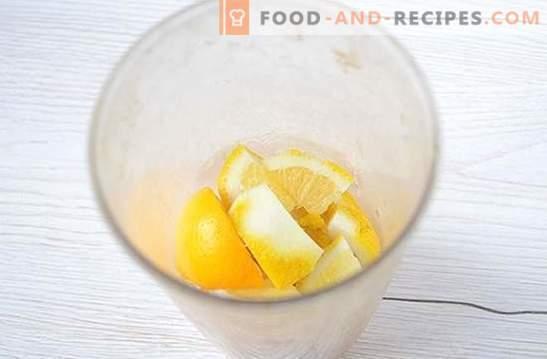 Tarte au citron: une recette de photo étape par étape. Cuisson parfumée de leur ensemble minimal de produits - tarte au citron fait maison