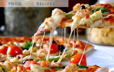 The recipe for Italian pizza is a little journey in search of truth. Experiments pizzayolov in the recipe of Italian pizza