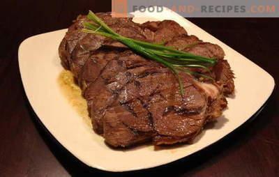 La viande cuite à la vapeur est un produit diététique. Comment faire cuire de la viande cuite à la vapeur dans une mijoteuse et d'autres recettes à base de viande cuite à la vapeur: porc, bœuf
