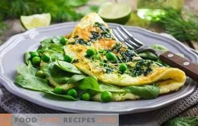 L'omelette pour maigrir est une aubaine pour les adeptes d'une alimentation saine. Recette omelette à la vapeur, au four, à la mijoteuse, au micro-ondes