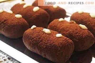 Gâteau aux pommes de terre - les meilleures recettes. Comment bien et savoureux faire cuire un gâteau aux pommes de terre.