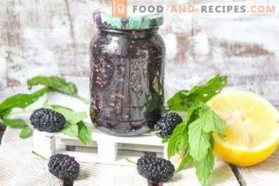 Mulberry pour l'hiver