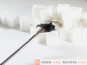 Comment conserver le sucre