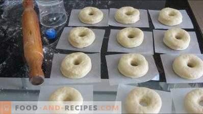 Pâte à la levure pour beignets