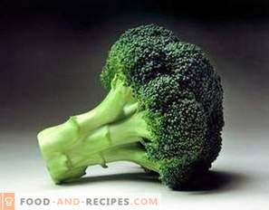 calories dans brocoli