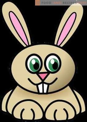 Viande de lapin: avantages et inconvénients
