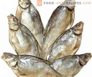 Comment conserver le poisson séché