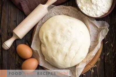 Pâte à sérum pour gâteaux