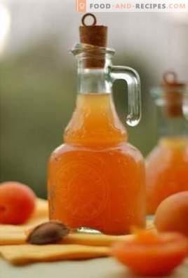 Vin d'abricot