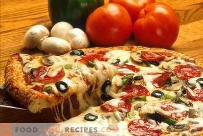 A quelle température cuire une pizza
