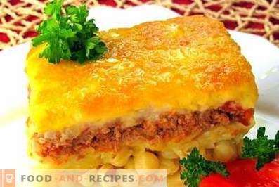 Lasagne aux pâtes