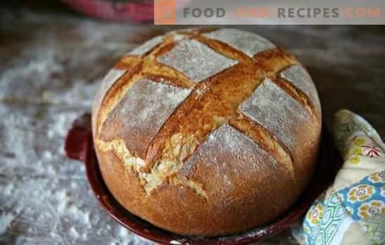Les erreurs de cuisson du pain fait maison ou alors inutile de le faire