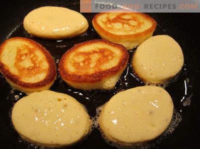 Beignets à la mayonnaise