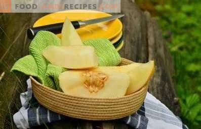 Comment conserver le melon