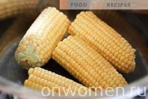 Comment faire cuire le maïs en épi dans une casserole