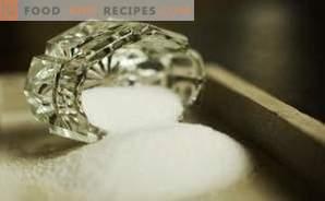 Comment conserver le sel