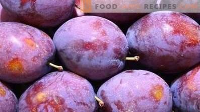 Comment conserver les prunes