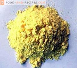 Colorant E102: effet sur le corps