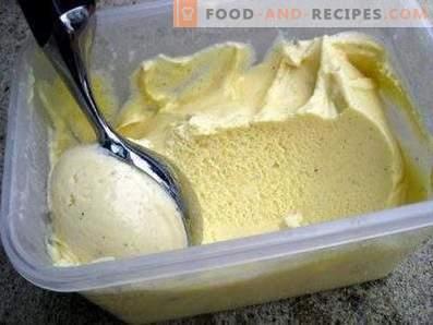 crème glacée Dukan