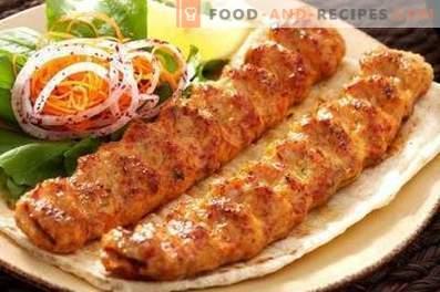 Kebab au poulet