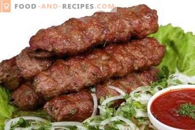 Kebab au boeuf