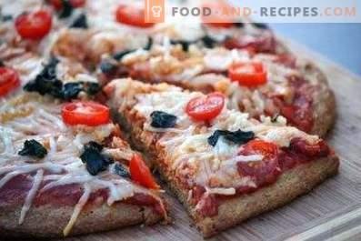 Pizza de Dyukan