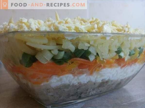 Ensalada Mimosa: Una receta clásica