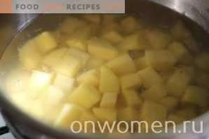 Rôti de boeuf aux pommes de terre