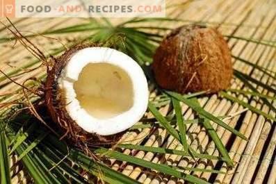 Како да чувате кокос