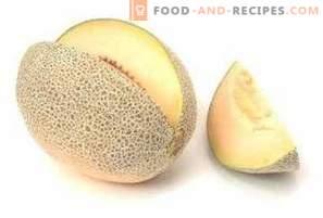 calorie melon