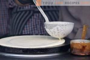Sur quel beurre faire frire les crêpes