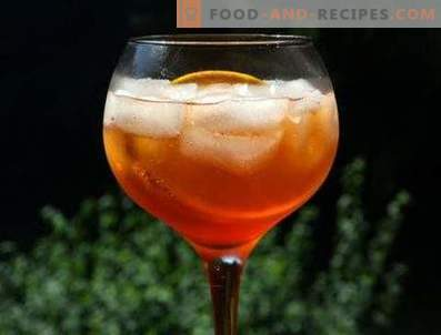 Cocktail Aperol Squirt