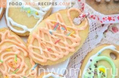 Cookies aux œufs de Pâques