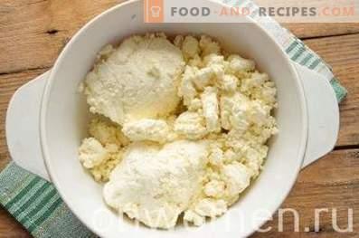 Casserole de fromage blanc avec groseilles à la mijoteuse