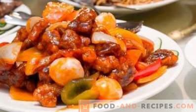Ragoût de porc aux légumes